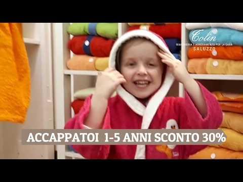 VIDEO SALDI ACCAPPATOI BIMBO