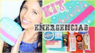REGRESO a CLASES! ♥ KIT de EMERGENCIA!