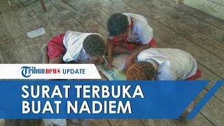 Tulis Surat Terbuka untuk Nadiem Makarim, Guru di Papua Ungkap Kondisi Miris Tempatnya Mengajar