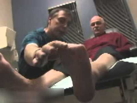 Le code selon mkb 10 thrombose de la gauche jambe