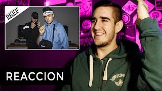 [REACCIÓN] DREFQUILA    BZRP Music Sessions #7   Skilot