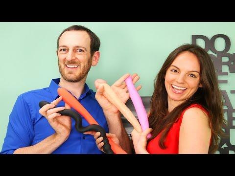 Doppeldildos für gemeinsame Stimulation: 61 Minuten Sex und EIS klären auf