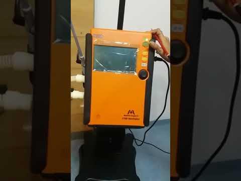 Allied Meditec Portable Emergency Ventilator