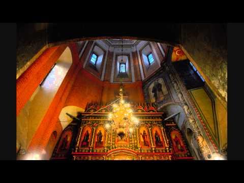 В каком храме находятся мощи матроны в ростове