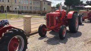 East Texas Antique Tractor & Engine Club tractor ride - September 17, 2016