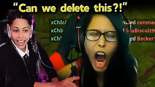 """Chica Reacts to Our Fortnite Edit """"Fortnite Memes that Enhance Chica"""""""