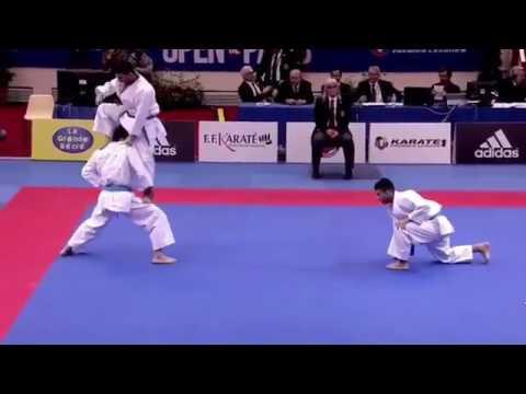 The Karate Page   🔥AMAZING BUNKAI 👊KUWAIT KATA TEAM 🥋