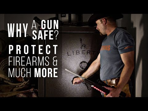 A Gun Safe Secures More Than Firearms – A Liberty Safe Review