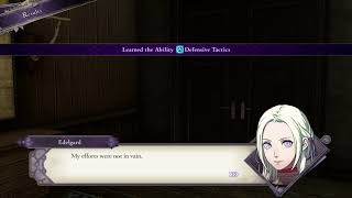 Fire Emblem Three Houses - Chapter 11: Auto Instruct 2/9 to 2/14 Sky Watch Results, Level Up (2019)