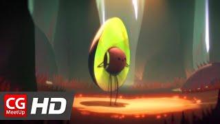 "CGI Animated Short Film ""Avocado Man Short Film"" by Blue Zoo"