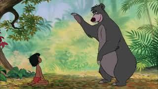 Das Dschungelbuch-Probier's Mal mit Gemütlichkeit (Offizielles Musikvideo)