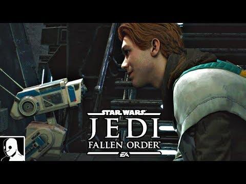 Star Wars Jedi Fallen Order Gameplay German #10 - Neues BD-1 Upgrade (Let's Play Deutsch)
