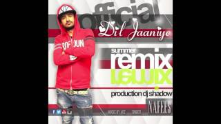 DIL JAANIYE - Nafees Singer | DJ Shadow | Summer Hit | OFFICIAL REMIX