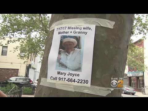 Desperate Search For Missing Grandmother