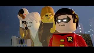 LEGO Batman 3: Beyond Gotham ~ Level 7: Europe Against It (Story Mode Guide)