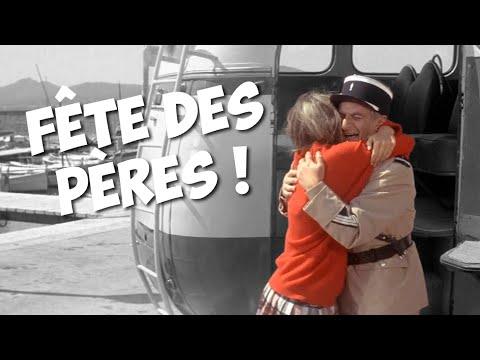 La fête des Pères avec Louis de Funès !