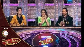 Dance India Dance Season 4  February 16, 2014 - Best Performance announced