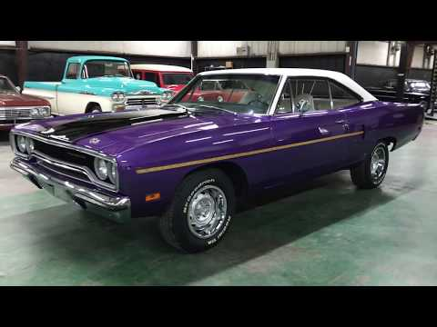 Video of '70 Road Runner - QCSC