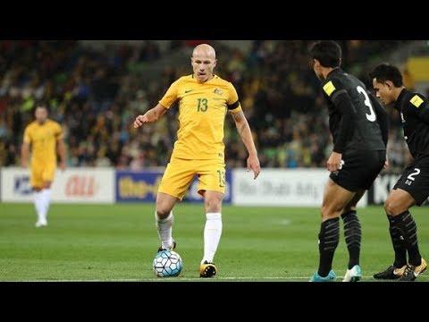 Australia vs Thailand - 2018 World Cup Qualifiers - FULL MATCH