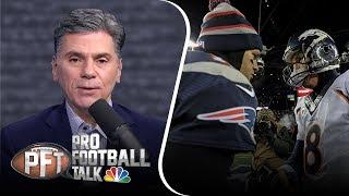 Reflecting on Brady's memorable 2013 comeback vs. Broncos | Football Week in America | NBC Sports