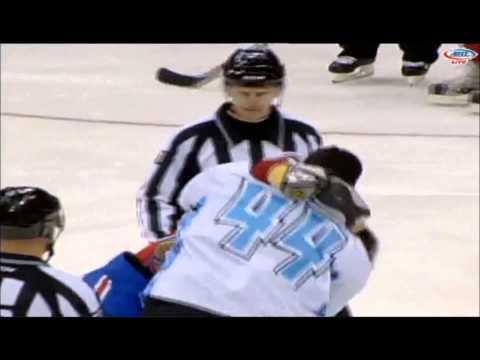 Zack Stortini vs Brent Henley
