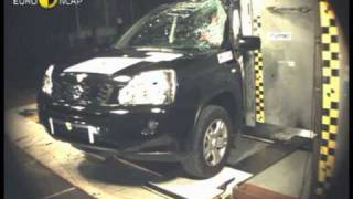 Euro NCAP | Nissan X Trail | 2007 | Crash test