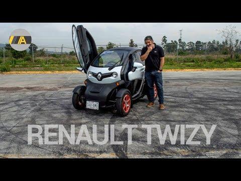 Renault Twizy - El eléctrico más barato del mercado mexicano