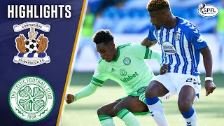 Kilmarnock 1-1 Celtic | Burke Penalty Cancels Long Range Christie Strike! | Scottish Premiership