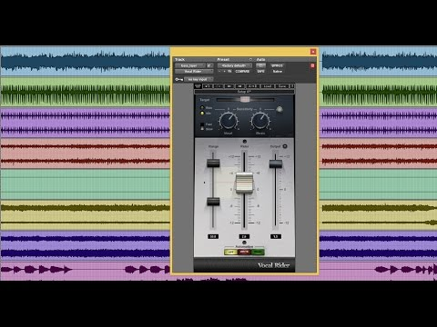 Intro to Waves Vocal Rider