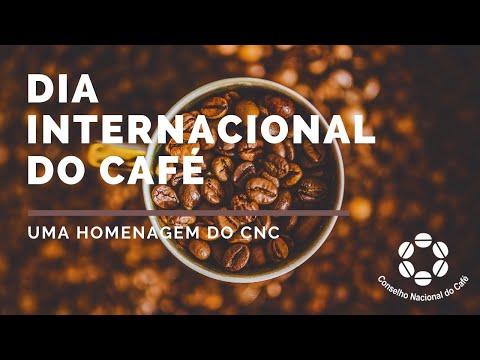 01 de outubro: Dia Internacional do Café