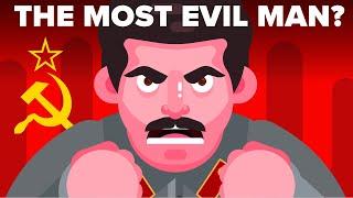 Most Evil Man - Joseph Stalin