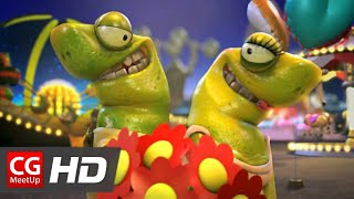 """CGI Animated Short """"Michael The Turtle"""" by Eddy.tv"""
