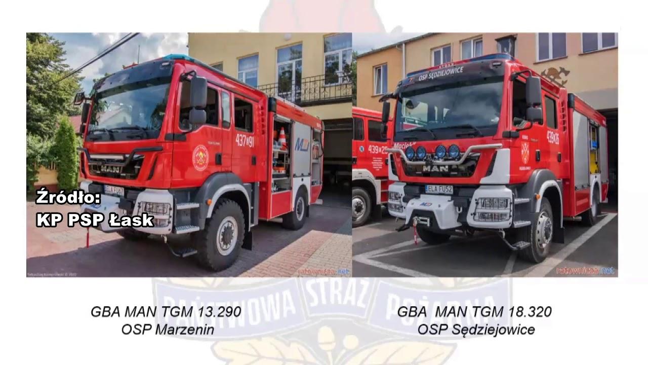 Podsumowanie Straży Pożarnej w Łasku