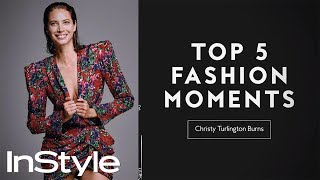 Christy Turlington Burnss Top 5 Fashion Moments | InStyle