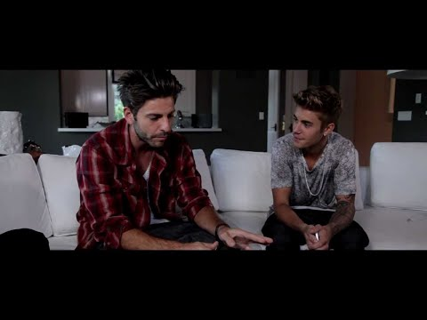 Justin Bieber's Believe (Clip 'Advice')