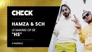 Hamza & SCH à Marseille #Check