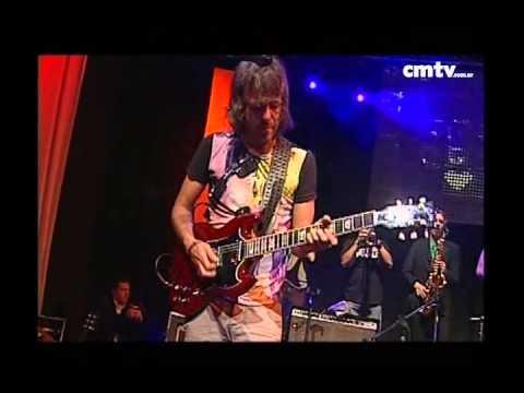 Los Auténticos Decadentes video Corazón - CM Vivo 2009