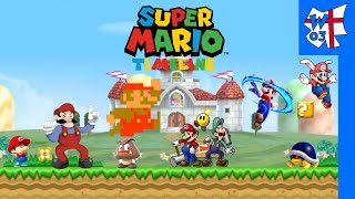 Mario's Life | Super Mario Timeline Theory