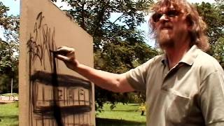 Âncoras aos céus- Carlos Bracher- por Blima Bracher