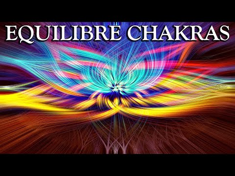 Equilibre seus Chakras  Energia Positiva  Msica para Meditao
