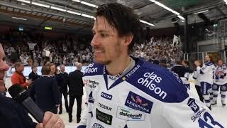 Leksand Går Upp Till SHL 2019 | Mora - Leksand Match 5 (Höjdpunkter, Firande Och Intervjuer)