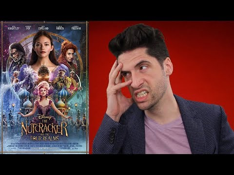 The Nutcracker and The Four Realms – Movie Review