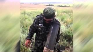 ЛНРовцы обстреливают ВСУ