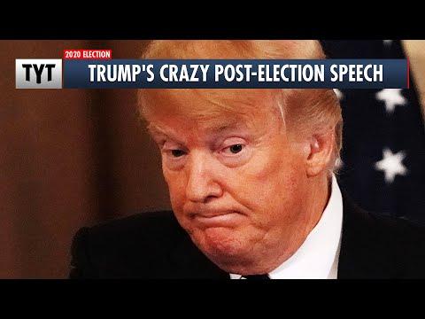 Trump's Crazy Speech