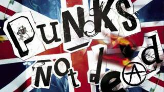 The Exploited-Punks Not Dead (lyrics)