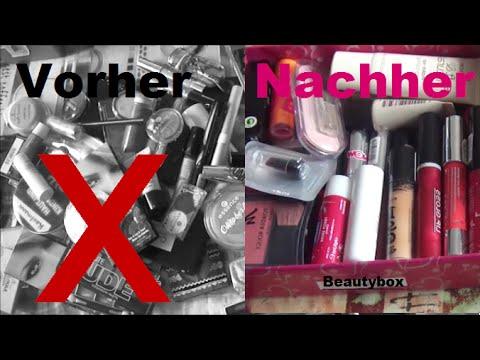 DIY Beautybox / Schminkbox