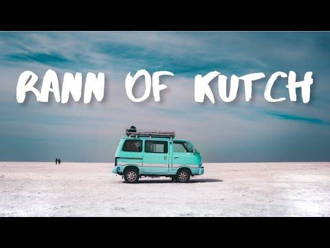 Vanlife at Rann of Kutch | White desert | Rann utsav