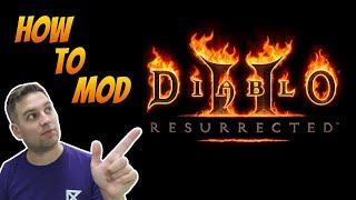 How To Mod Diablo 2 Resurrected