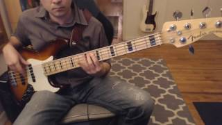 Speak Easy (311) bass cover