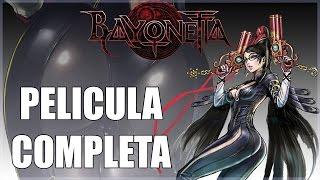 BAYONETTA  PELÍCULA COMPLETA EN ESPAÑOL Full Movie